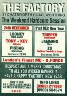 Factory Nightclub image